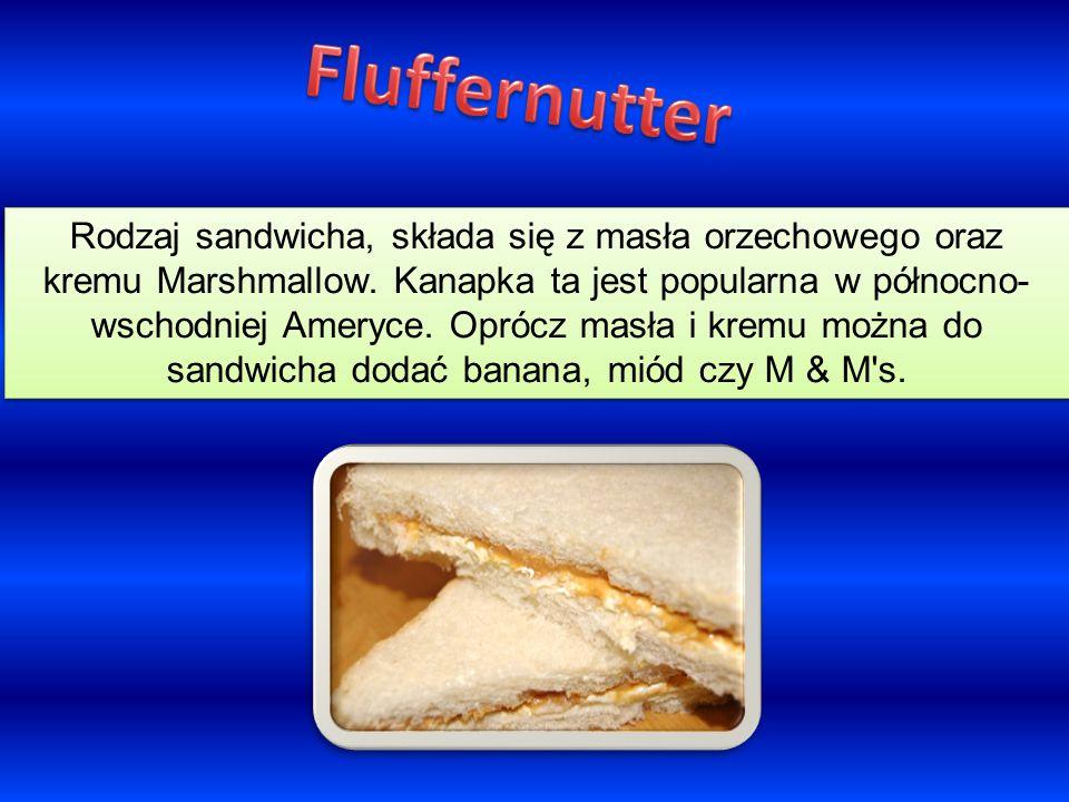 Amerykańskie ciasto przypominające słodki chleb. Przygotowywane m.in. z mąki, jajek, proszku do pieczenia i rozgniecionych bananów. W niektórych waria