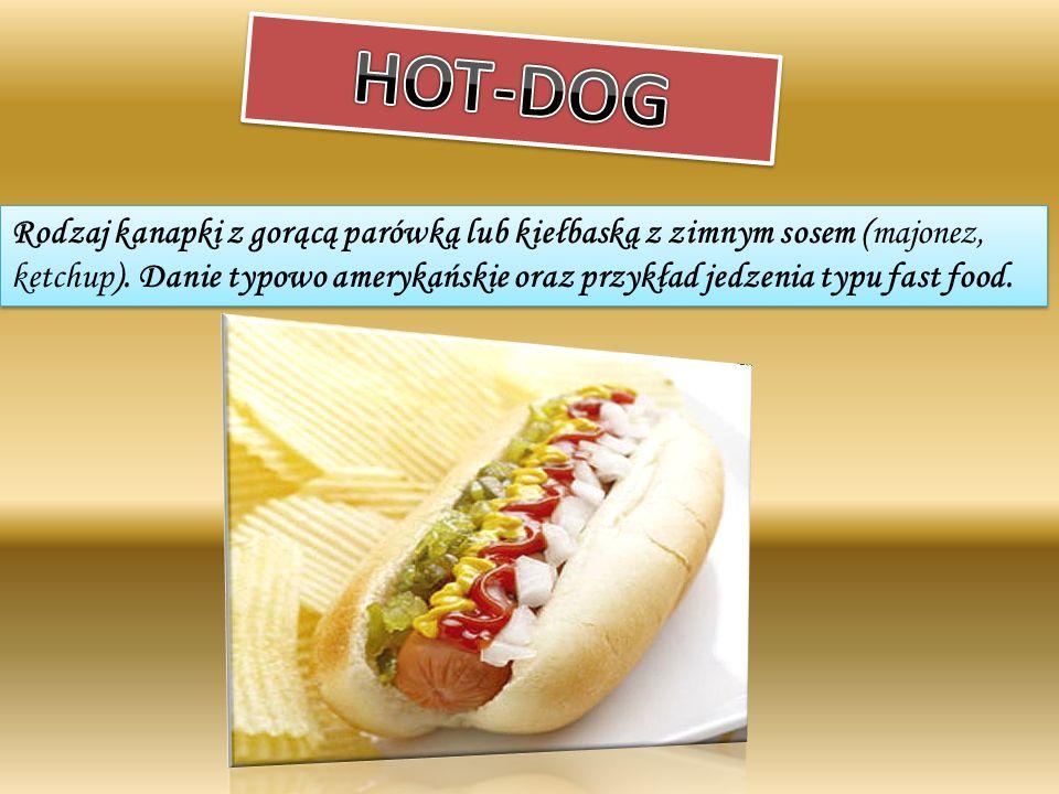 Podstawowym posiłkiem w Stanach Zjednoczonych jest obiad, jedzony jednak w porze europejskiej kolacji, który składa się z co najmniej trzech gorących