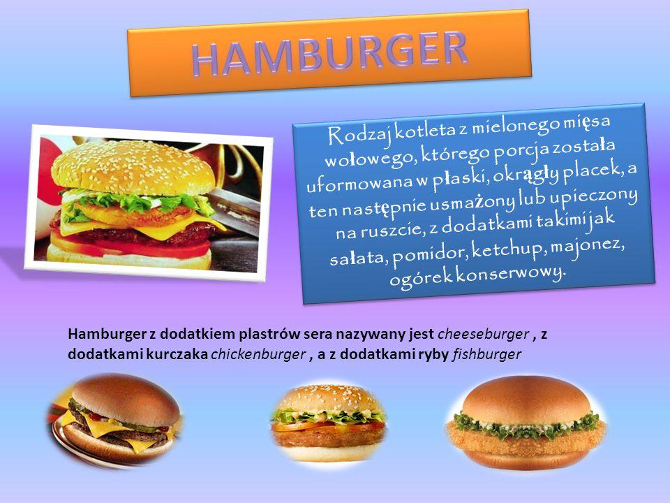 Rodzaj kanapki z gorącą parówką lub kiełbaską z zimnym sosem (majonez, ketchup). Danie typowo amerykańskie oraz przykład jedzenia typu fast food.