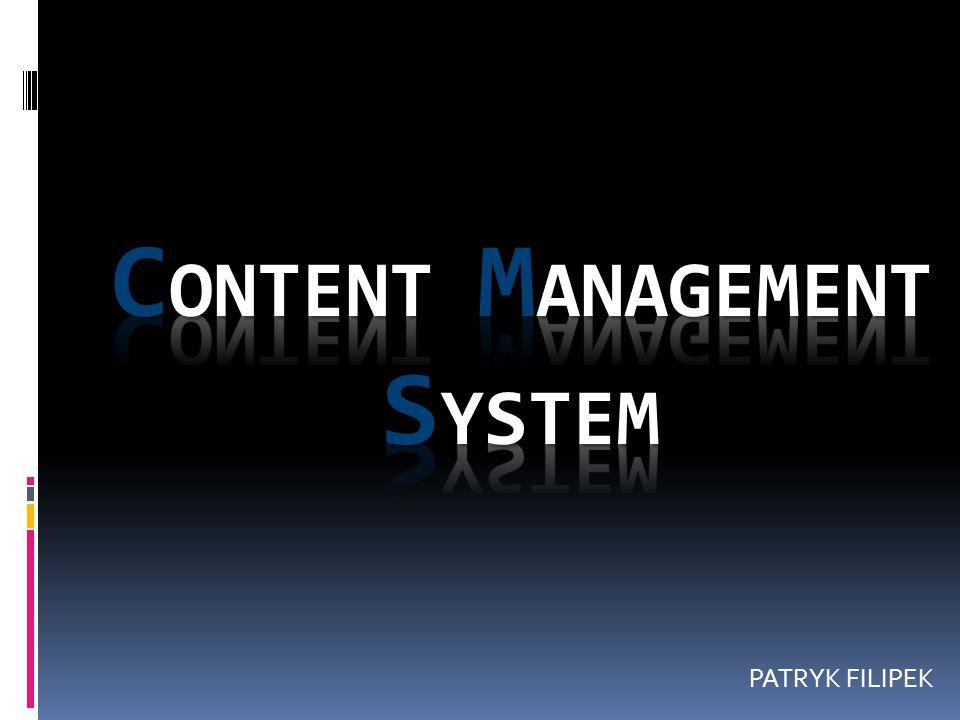 Systemy CMS zapoczątkowały nową erę w jakości tworzenia stron internetowych – teraz zamawiający stronę może sam, bez ingerencji firmy zewnętrznej, dowolnie modyfikować i rozbudowywać swój serwis internetowy.