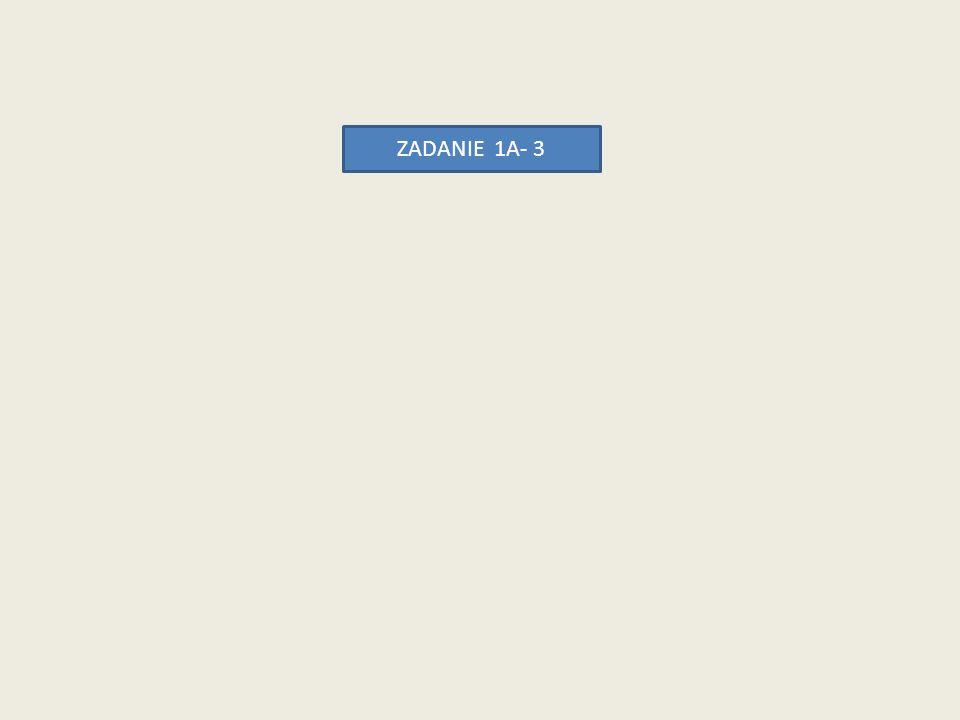 ZADANIE 1A- 3
