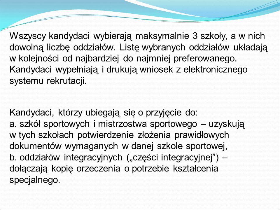 Egzamin gimnazjalny Wyniki egzaminu będą wyrażone w skali procentowej dla zadań z zakresu: języka polskiego historii i wiedzy o społeczeństwie matematyki przedmiotów przyrodniczych: geografii, biologii, chemii, fizyki języka obcego nowożytnego na poziomie podstawowym