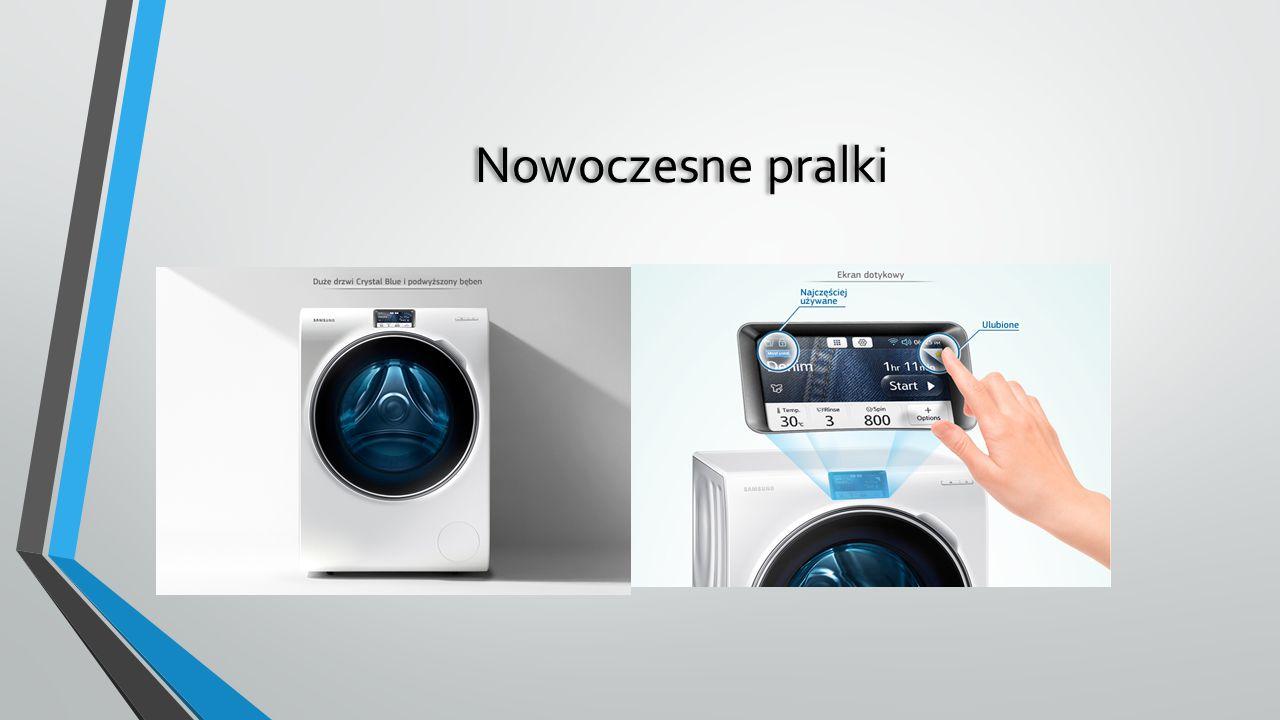 """Polska pralka """"Frania W typowym wykonaniu składała się z dwu cylindrycznych komór wykonanych z emaliowanej blachy (wewnątrz blacha komory pralniczej była ocynkowana)."""