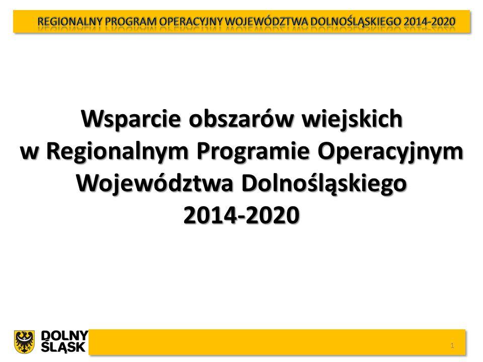 12 OŚ PRIORYTETOWA 6: INFRASTRUKTURA SPÓJNOŚCI SPOŁECZNEJ - EFRR Oś 6 Infrastruktura spójności społecznej Inwestycje w infrastrukturę społeczną (6.1) - 33 006 900 Euro Inwestycje w infrastrukturę zdrowotną (6.2) - 56 608 280 Euro; głównie na podstawową opiekę zdrowotną Rewitalizacja zdegradowanych obszarów (6.3) - 73 411 652 Euro 12