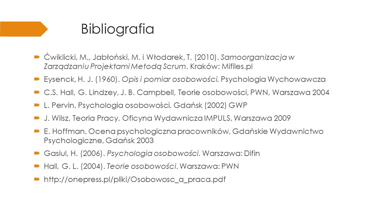 Źródła obrazków  http://www.mentalhealthconsultant.net/wordpress/wp-content/uploads/signs_of_personality_disorders.jpg  http://biblemesh.com/blog/wp-content/uploads/2014/07/contradictory.jpg  http://surveytelligence.com/wp-content/uploads/2011/12/iStock_000010592001Smaller.jpg  http://mlekozklasa.pl/dladoroslych/mlekopedia.html  http://biblemesh.com/blog/wp-content/uploads/2014/07/contradictory.jpg  http://www.coroflot.com/roydex/illustrations  http://www.proprofs.com/quiz-school/story.php?title=what-is-your-personality-quadrant  http://Scrum.org  http://www.easypacelearning.com/all-lessons/learning-english-level-1/804-shoes-learning-english  https://danashby04.files.wordpress.com/2015/02/self-learning.jpg  http://static.guim.co.uk/sys-images/Guardian/Pix/pictures/2014/2/19/1392822880273/Judge-gavel-014.jpg  http://www.freakingnews.com/pictures/92500/Opposite-Rowing--92742.jpg  http://sales.linkedin.com/blog/wp-content/uploads/2014/06/Introvert-or-Extrovert-in-Social-Selling.png  http://smhttp.32478.nexcesscdn.net/80E972/healingthebody/wp-content/uploads/2014/12/brain-power-1238x576.jpg?0dc0fd  http://www.wired.com/wp-content/uploads/2014/07/brain1.jpg  http://brunchandbudget.com/bb-logins/  http://www.minos-systems.co.uk/applications/cctv/  http://www.onlineautoinsurance.org/wp-content/uploads/2013/05/Save-Money-On-Car-Lease.jpg  http://www.drummonds-uk.com/local/storage/image/uploads/Deck%20Mounted%20Mirror_1.1372089441.jpg  https://www.fit2future.pl/czymjestdisc