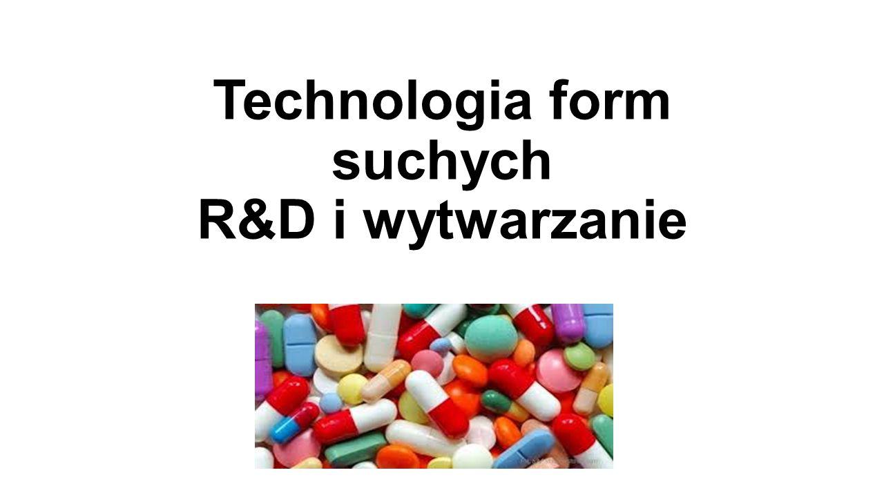 Technologia form suchych R&D i wytwarzanie