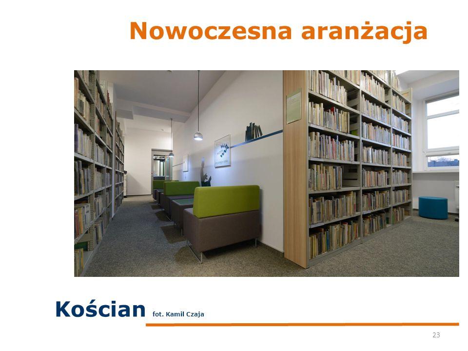 Nowoczesna aranżacja 23 Kościan fot. Kamil Czaja