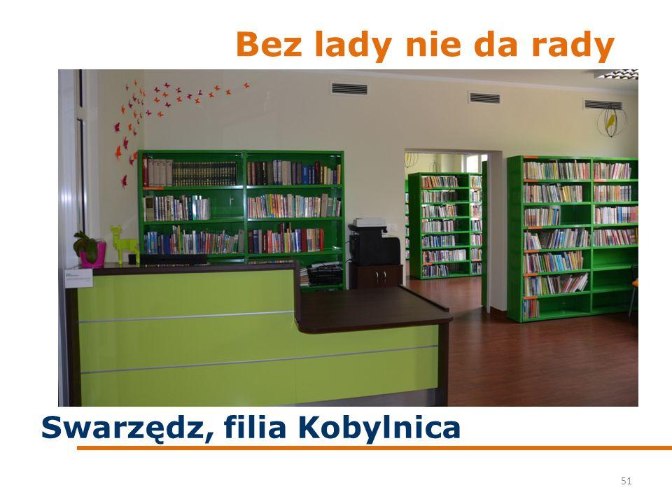 Bez lady nie da rady 51 Swarzędz, filia Kobylnica