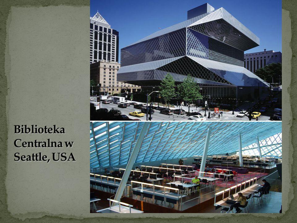Biblioteka Prawnicza Uniwersytetu w Michigan, USA
