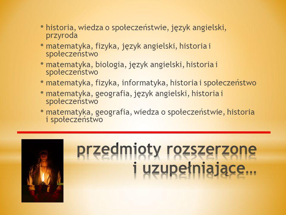 Więcej informacji o naszej szkole na stronach internetowych: www.lonamyslow.pl www.facebook.com/liceum.namyslow Jak się do nas dostać dowiecie się tu: Rekrutacja elektroniczna: www.opolskie.edu.com.pl