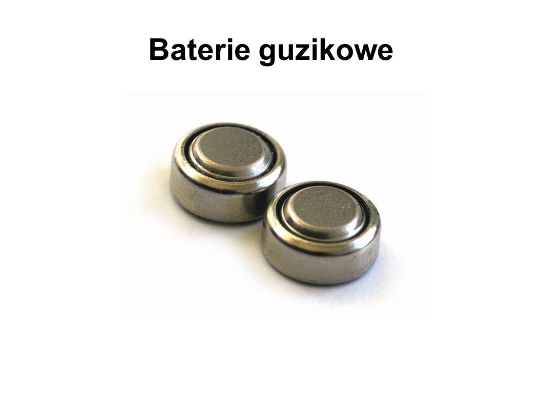 Baterie guzikowe