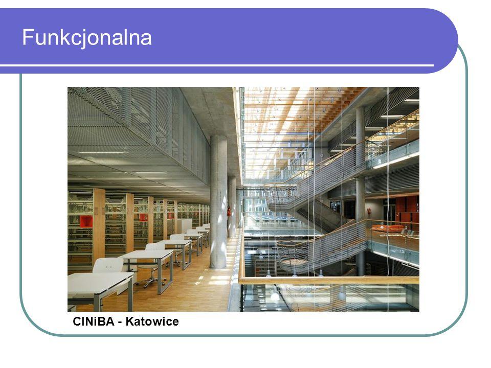Funkcjonalna CINiBA - Katowice