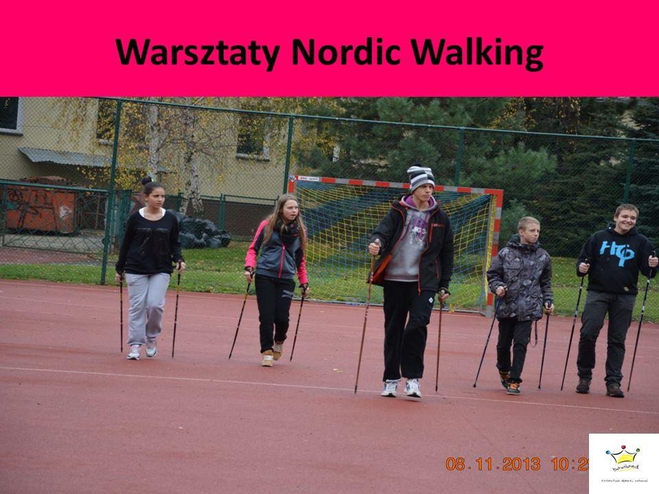Warsztaty Nordic Walking