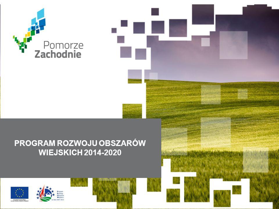 www.wzp.p l PROGRAM ROZWOJU OBSZARÓW WIEJSKICH 2014-2020