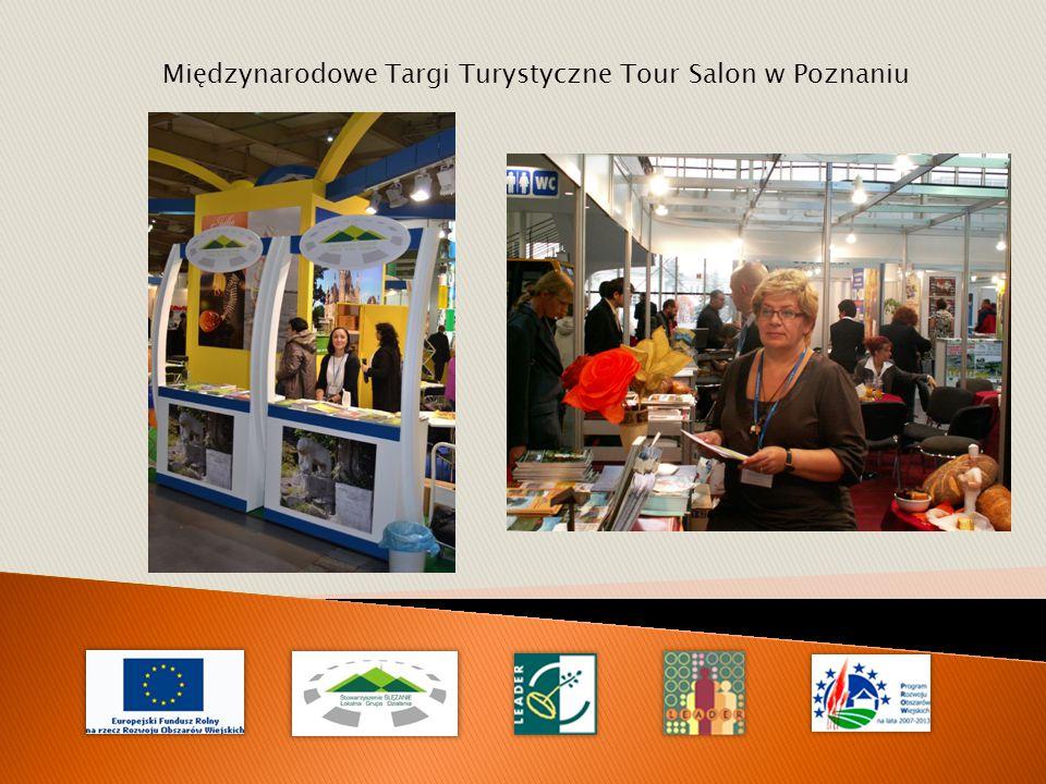 Międzynarodowe Targi Turystyczne Tour Salon w Poznaniu