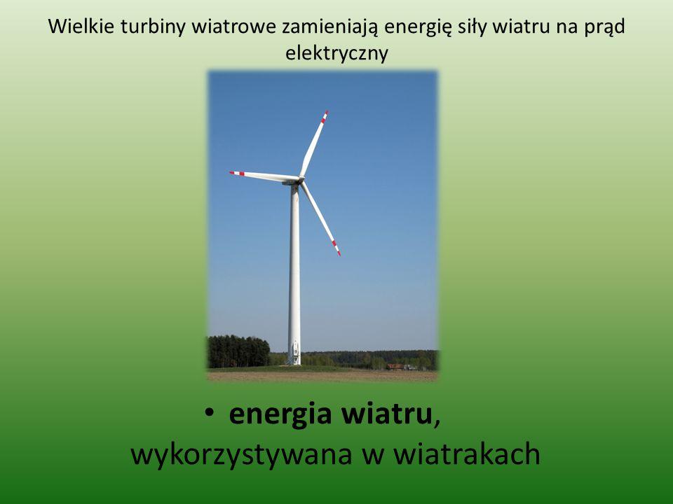 """energia słoneczna, wykorzystywana w bateriach i kolektorach słonecznych, Energia Słońca """"złapana i przetworzona przez takie baterie zasila urządzenia elektryczne, podgrzewa wodę."""