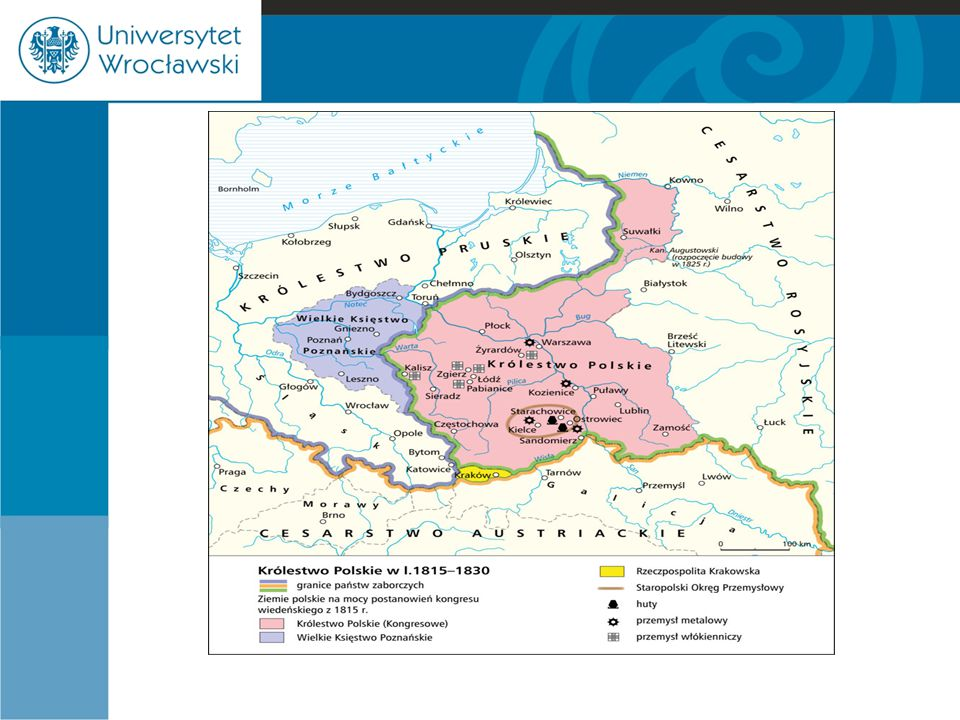 Geneza Królestwa Polskiego W marcu 1813 r.