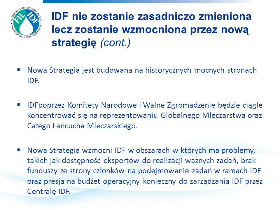  Nowa Strategia jest budowana na historycznych mocnych stronach IDF.