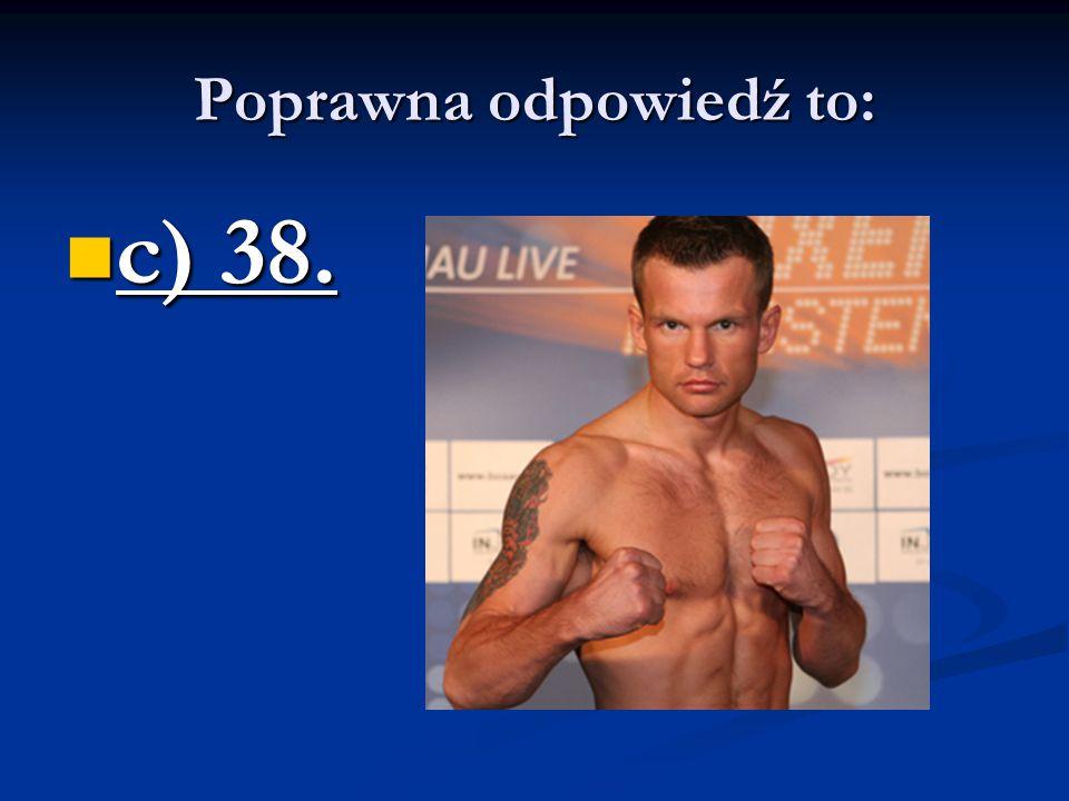 2.Jak nazywa się obecny główny trener Damiana Jonaka i całej grupy Knockout Promotions.