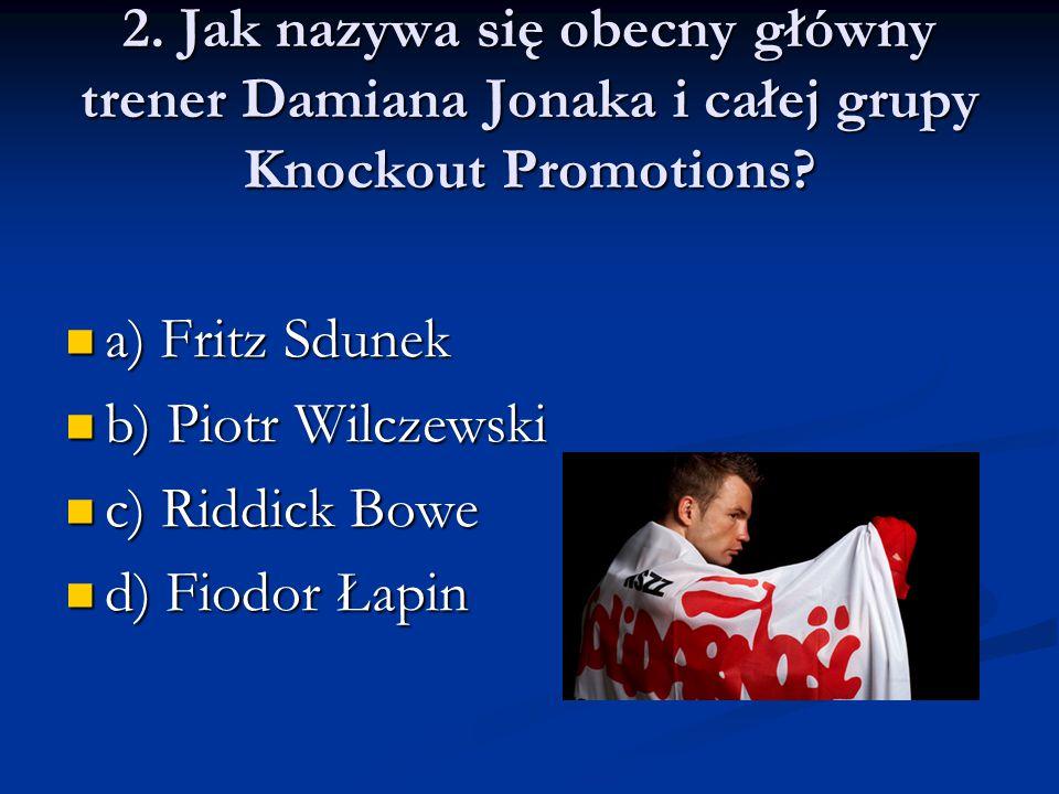 Poprawna odpowiedź to: d) Fiodor Łapin d) Fiodor Łapin