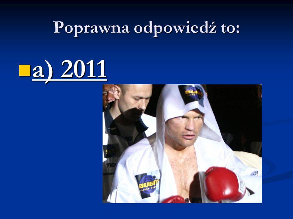 5.W jakiej kategori wagowej walczy Damian Jonak.