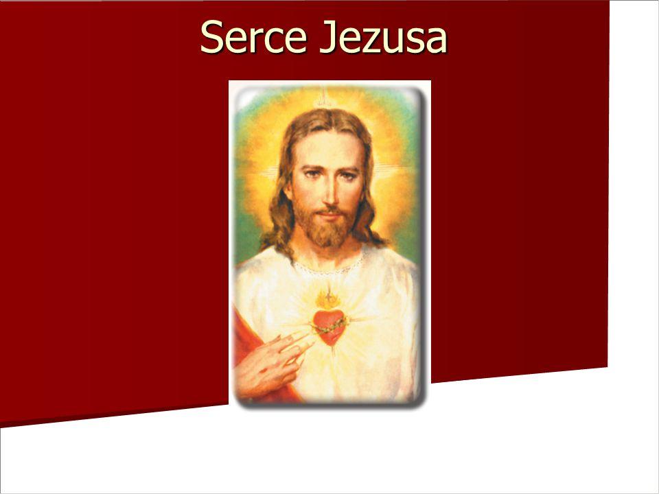 """Serce Jezusa Ilustracja z podręcznika """"Jestem chrześciajninem"""" Pod red. Ks s. Łabendowicza"""