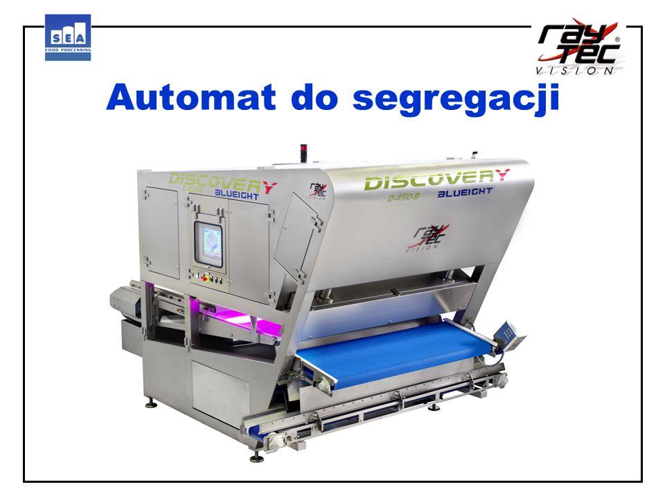 Automat do segregacji