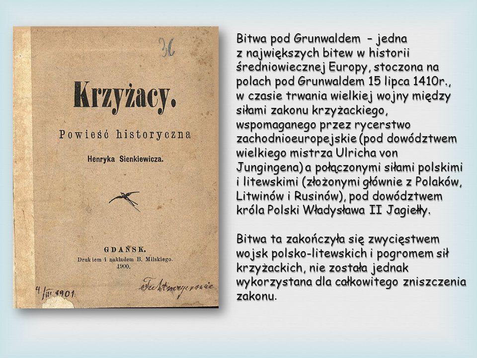Inscenizacja w wykonaniu uczniów kl. 1 D 2014/2015 Autorki prezentacji: Julia Milczarek i Aleksandra Maciejczyk z kl. I d