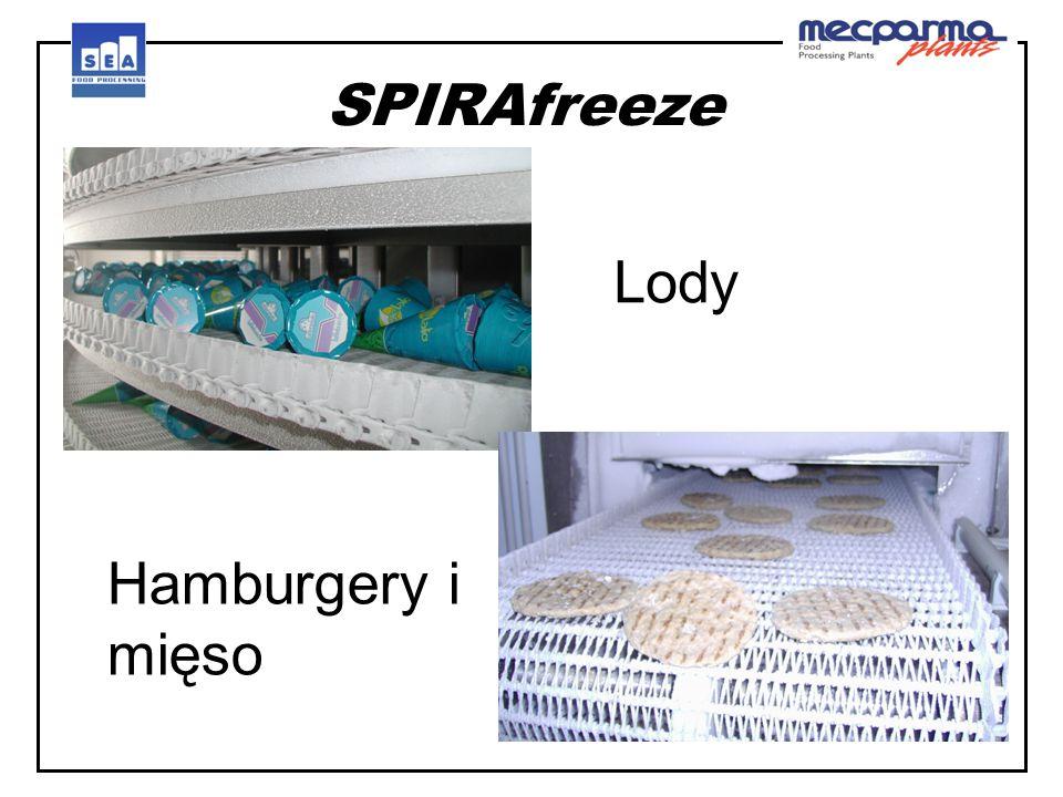 SPIRAfreeze Ciasto Wyroby cukiernicze