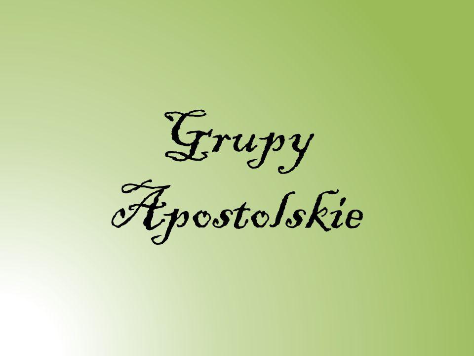 Grupy Apostolskie