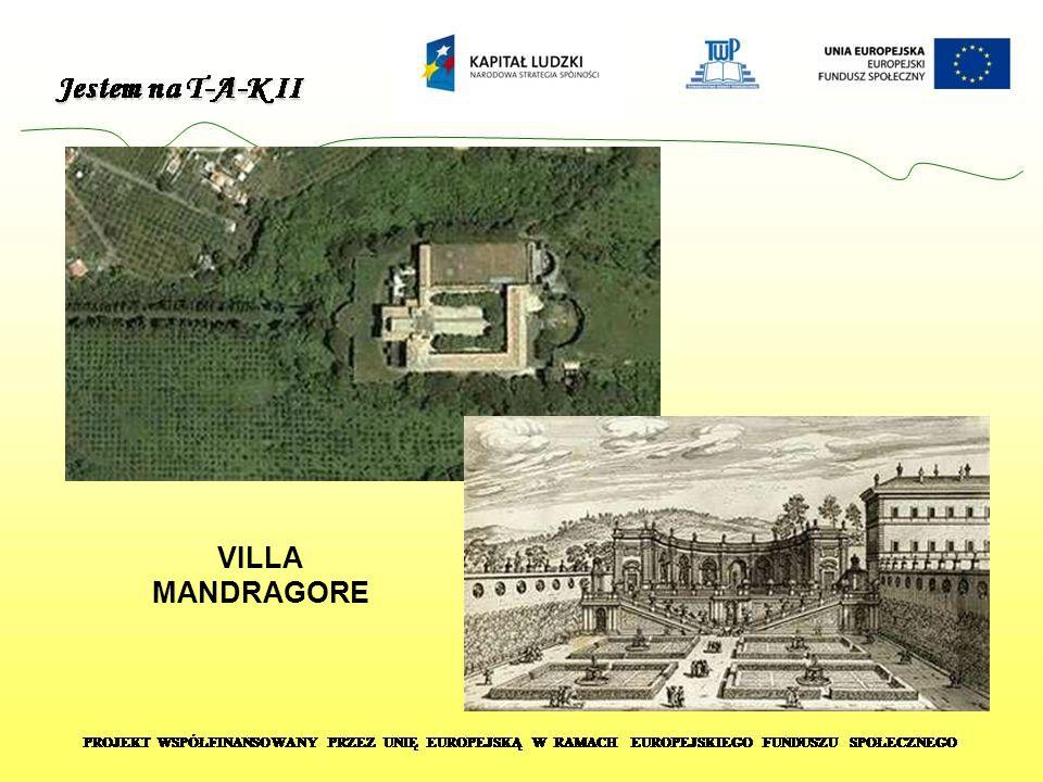 VILLA MANDRAGORE