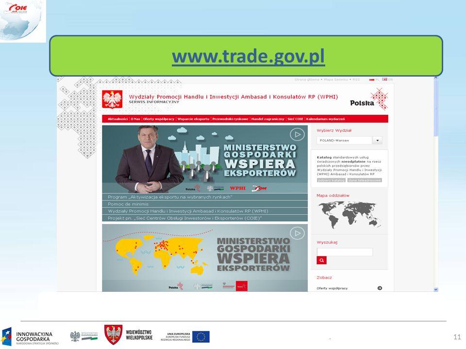 .11 www.trade.gov.pl