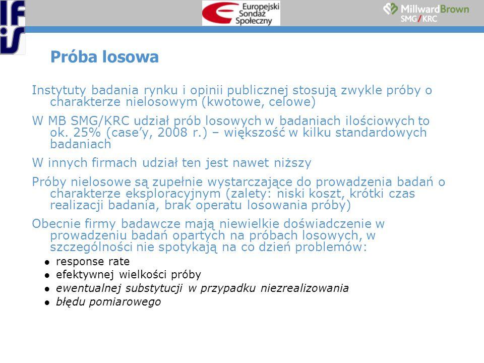 Wnioski z badania Polacy są narodem, który chętnie deklaruje chęć niesienia pomocy innym Jednocześnie jednak zauważalne są trendy wzrostu wzajemnego braku zaufania ludzi.