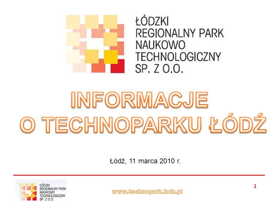 1 Łódź, 11 marca 2010 r.