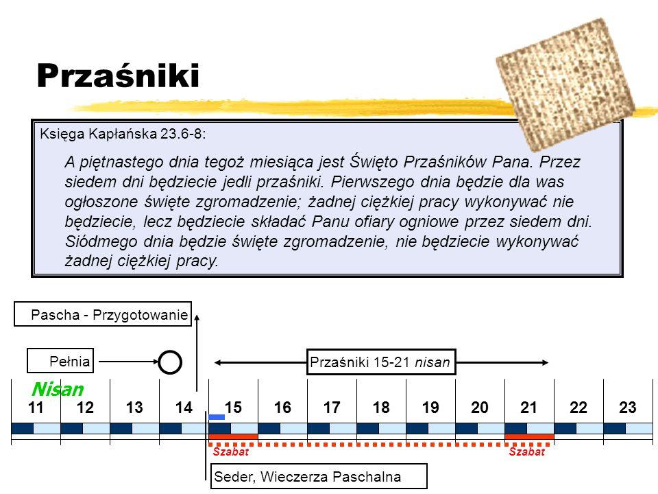Dodatki Tematy do przemyślenia zPoszukać u Flawiusza jak to było z Paschą judejską i galilejską.
