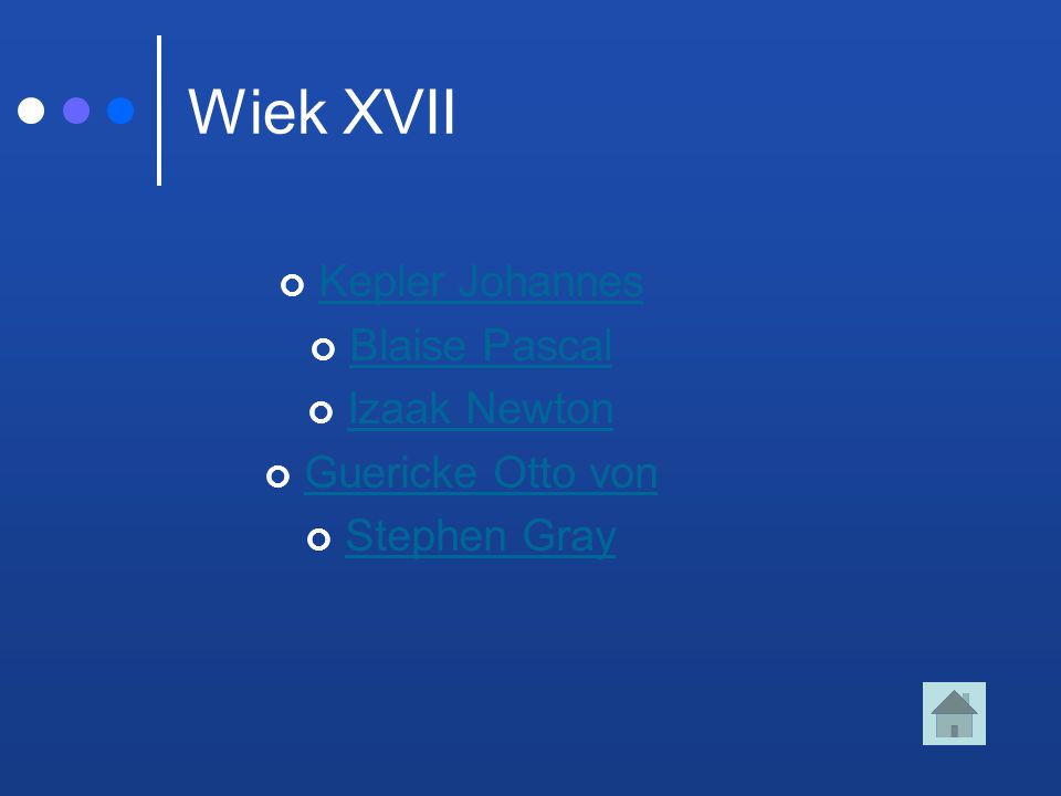 Wiek XVIII Charles Dufay Beniamin Franklin Luigi Galvani Coulomb Charles Augustin Aleksandro Volta Ampere Andre Marie