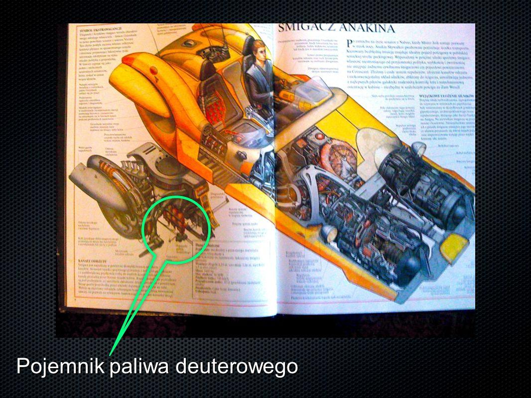 Pojemnik paliwa deuterowego