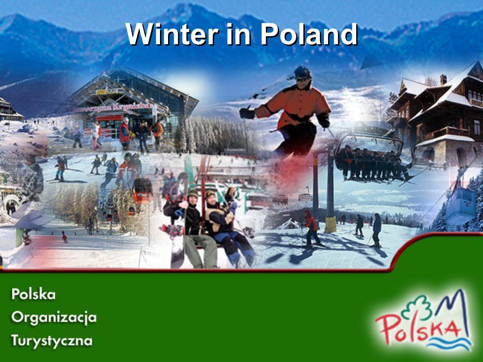 Zima w Polsce Snowboarding