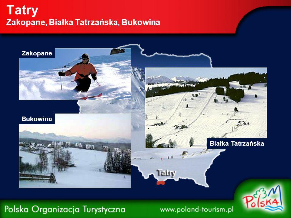 Tatry Zakopane, Białka Tatrzańska, Bukowina Zakopane Białka Tatrzańska Bukowina