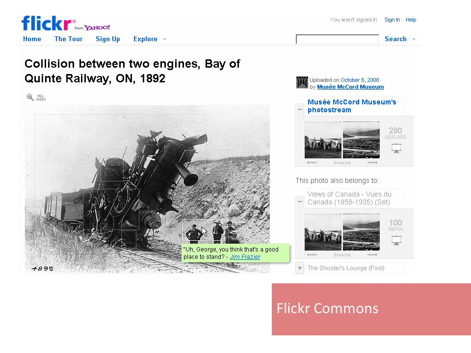 Flickr Commons