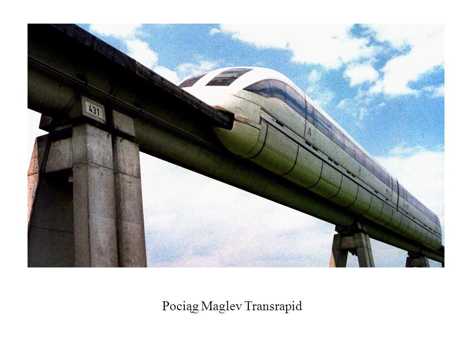 Pociąg Maglev Transrapid