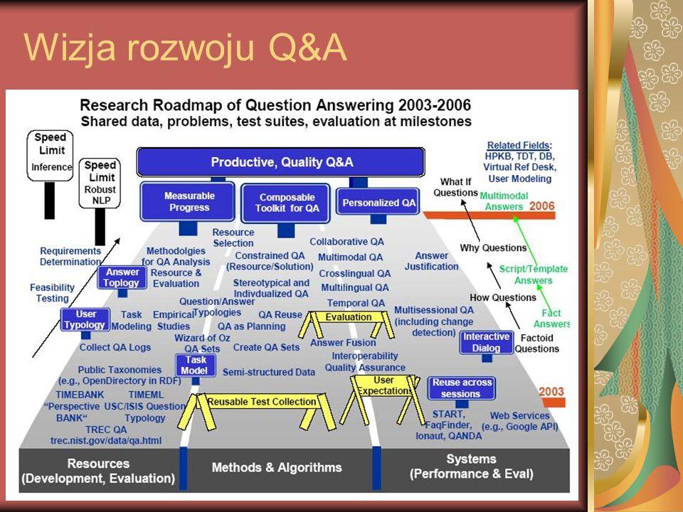 Wizja rozwoju Q&A