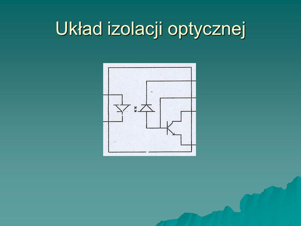 Układ izolacji optycznej