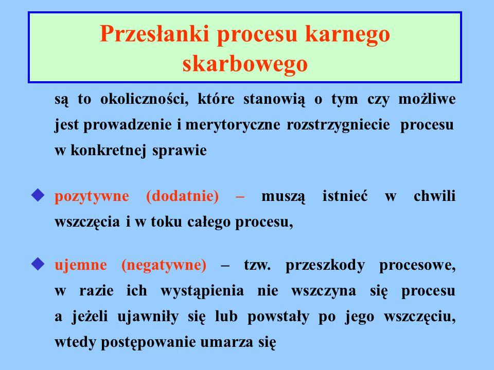 Zgodnie z treścią art.17 § 1 kpk nie wszczyna się postępowania, a wszczęte umarza, gdy: 1.