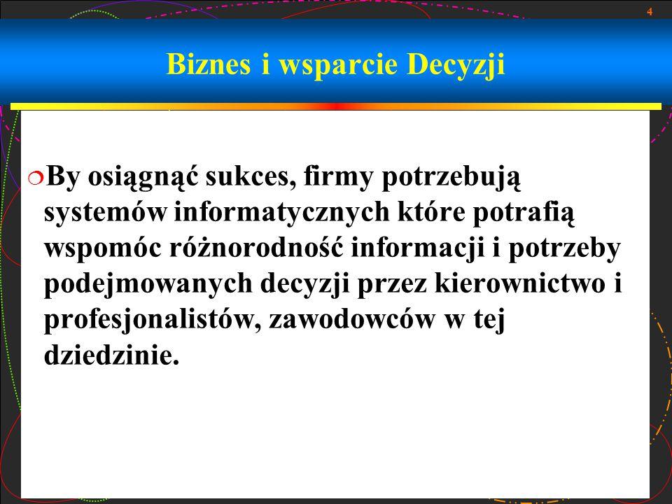 75 Rozwój Systemów Eksperckich c.d.