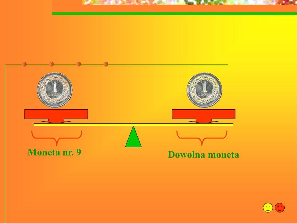 Moneta nr. 9 Dowolna moneta
