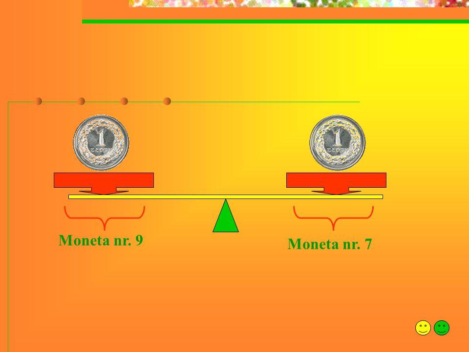 Moneta nr. 9 Moneta nr. 7