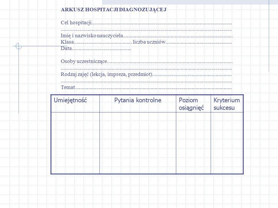 GIMNAZJUM 2006/20072007/2008 Badanie umiejętności cichego czytania ze zrozumieniem nauczycielklasaprzedmiotterminnauczycie l klasaprzedmiottermin Katarzyna Berć IIahistoria28.10.