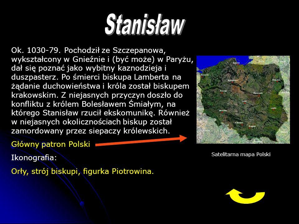 Ok. 1030-79. Pochodził ze Szczepanowa, wykształcony w Gnieźnie i (być może) w Paryżu, dał się poznać jako wybitny kaznodzieja i duszpasterz. Po śmierc