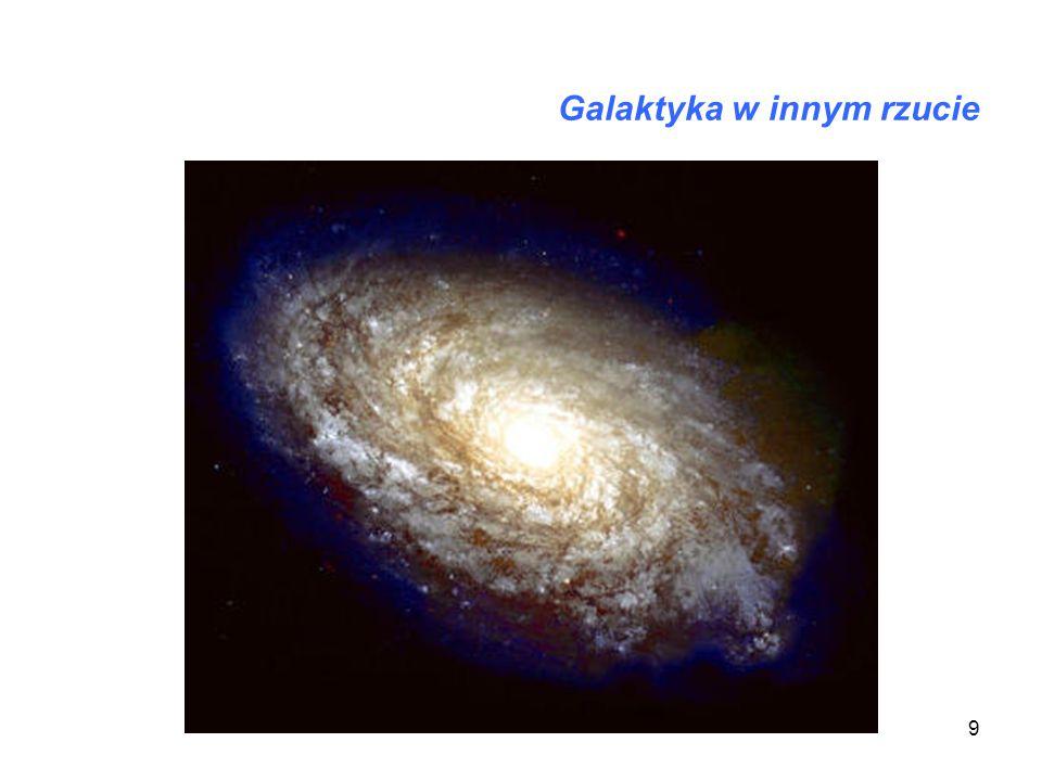 9 Galaktyka w innym rzucie